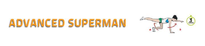 ADVANCED SUPERMAN