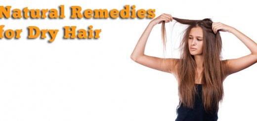 Home Remedies for dry hairs